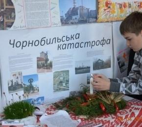 ВІДЛУННЯ ЧОРНОБИЛЯ.До річниці аварії на чорнобильській АЕС