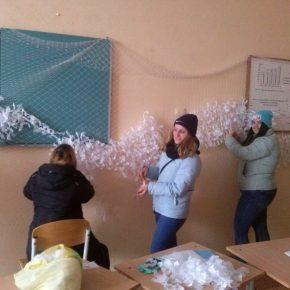 Співпраця студентів МУБіП з волонтерами м.Херсону